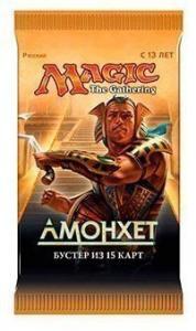MTG: Бустер издания Амонхет на русском языке