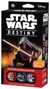 """Star Wars: Destiny. Стартовый набор """"Кайло Рен"""" (на русском)"""