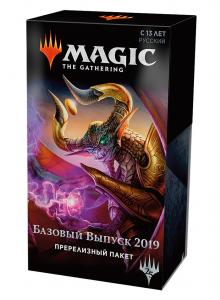 MTG: Пререлизный набор издания Базовый выпуск 2019 на русском языке