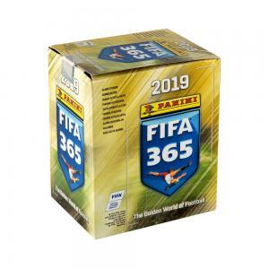 Бокс наклеек Panini FIFA 365-2019
