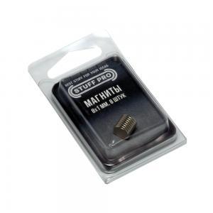 Магниты STUFF-PRO для миниатюр (8 штук, 8х1 мм)