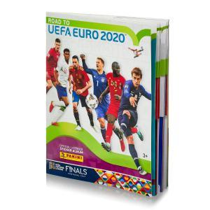 Альбом для наклеек Road to EURO 2020 от Panini