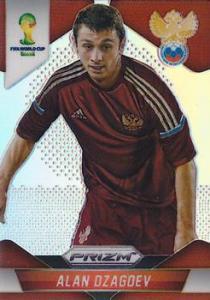 Panini Prizm FIFA World Cup Brasil - #167 Alan Dzagoev