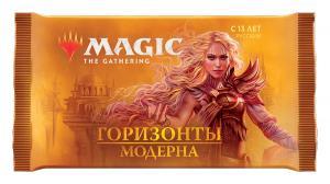 MTG: Бустер издания Горизонты Модерна на русском языке