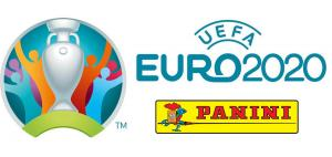 Полный сет наклеек Road to EURO 2020 от Panini
