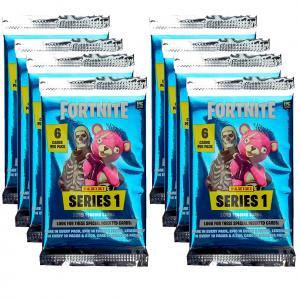 8 бустеров карточек FORTNITE TCG 1 Series от Panini