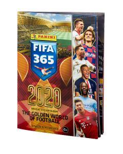 Альбом для наклеек FIFA 365-2020 от Panini
