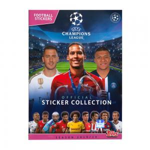 Альбом для наклеек TOPPS Match Attax UEFA Лига Чемпионов 2019-2020