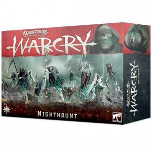 WARCRY: Nighthaunt Warband