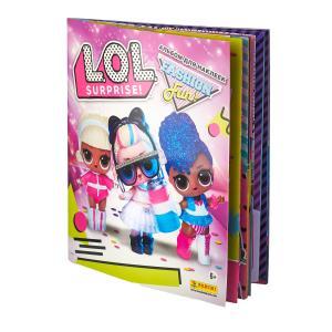 Альбом для наклеек Panini L.O.L. Surprise! FASHION fun!