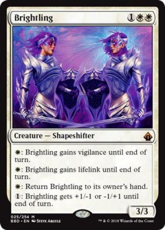 the Blade-Blossom  battlebond English  NM MTG Magic 1X Najeela