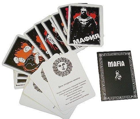 Ролевая игра maffia new илуна ролевая игра